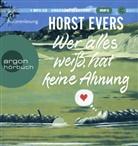 Horst Evers, Horst Evers - Wer alles weiß, hat keine Ahnung, MP3-CD (Hörbuch)