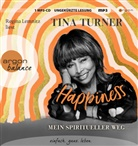Tina Turner, Beate Himmelstoß - Happiness, 1 Audio-CD, MP3 (Hörbuch)