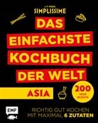 Jean-Francois Mallet - Simplissime - Das einfachste Kochbuch der Welt: Asiatische Küche