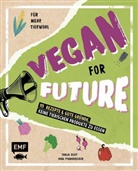 Tanja Dusy, Inga Pfannebecker - Vegan for Future