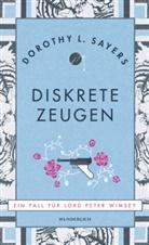 Dorothy L Sayers, Dorothy L. Sayers - Diskrete Zeugen