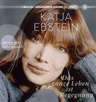 Katja Ebstein, Katja Ebstein - Das ganze Leben ist Begegnung, 1 Audio-CD, MP3 (Hörbuch)