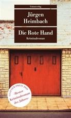 Jürgen Heimbach - Die Rote Hand