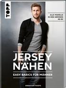 Sebastian Hoofs - Jersey nähen - Easy Basics für Männer