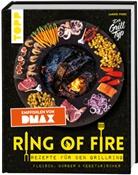 frechverlag, Jannik Vinke - Ring of Fire - Rezepte für den Grillring