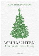 Karl-Heinz Göttert - Weihnachten
