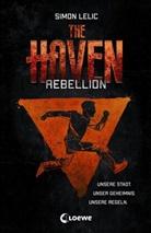 Simon Lelic - The Haven - Rebellion