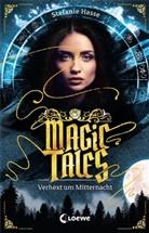 Stefanie Hasse, Loew Jugendbücher, Loewe Jugendbücher - Magic Tales (Band 1) - Verhext um Mitternacht