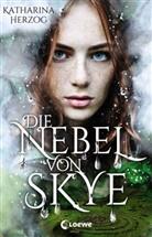 Katharina Herzog, Loew Jugendbücher, Loewe Jugendbücher - Die Nebel von Skye