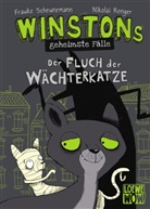 Frauke Scheunemann, Nikolai Renger, Loewe Wow!, Loew Wow! - Winstons geheimste Fälle - Der Fluch der Wächterkatze