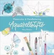 Nina Rötters - Aquarellstifte - Watercolor & Handlettering