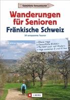 Lis Bahnmüller, Lisa Bahnmüller, Wilfried Bahnmüller, Wilfried Und Lisa Bahnmüller - Wanderungen für Senioren Fränkische Schweiz