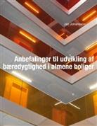 Jan Johansson - Anbefalinger til udvikling af bæredygtighed i almene boliger