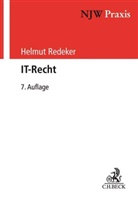 Helmut Redeker, Helmut (Dr.) Redeker - IT-Recht