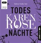 Karen Rose, Sabina Godec - Todesnächte, 2 Audio-CD, MP3 (Hörbuch)