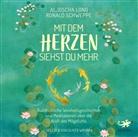 Aljosch Long, Aljoscha Long, Ronald Schweppe, Oliver Wronka - Mit dem Herzen siehst du mehr, Audio-CD (Hörbuch)