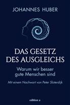 Johannes Huber, Johannes (Prof. Dr.) Huber - Das Gesetz des Ausgleichs