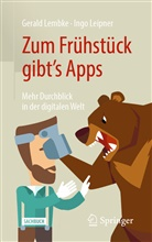 Ingo Leipner, Lembke, Geral Lembke, Gerald Lembke, Carmen Egolf - Zum Frühstück gibt's Apps