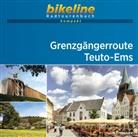 Esterbauer Verlag, Esterbaue Verlag - bikeline Radtourenbuch kompakt Grenzgängerroute Teuto-Ems