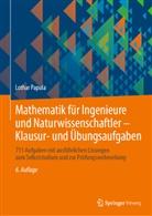 Papula, Lothar Papula - Mathematik für Ingenieure und Naturwissenschaftler - Klausur- und Übungsaufgaben