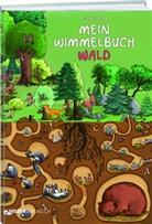 Celine Geser - Mein Wimmelbuch Wald