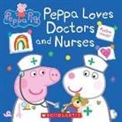 Lauren (ADP)/ Eone (ILT) Holowaty, Eone, Lauren Holowaty - Peppa Loves Doctors and Nurses