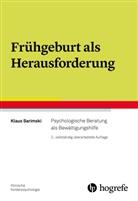 Klaus Sarimski - Frühgeburt als Herausforderung