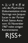 Artur Reginal Boelderl, Artur Reginald Boelderl, Ju Kasper, Judith Kasper, Jacque Lacan, Jacques Lacan... - RISS+ »Psychiatrie«