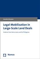 Annette Schramm - Legal Mobilization in Large-Scale Land Deals