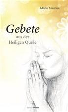 Mario Mantese - Gebete aus der heiligen Quelle