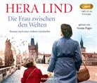 Hera Lind, Svenja Pages - Die Frau zwischen den Welten, 1 Audio-CD, (Hörbuch)