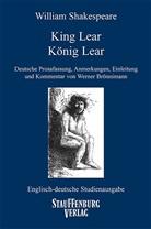 William Shakespeare - King Lear / König Lear