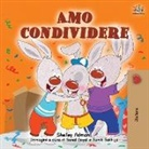 Shelley Admont, Kidkiddos Books - I Love to Share (Italian Book for Kids)