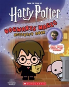 Terrance Crawford, Scholastic - Harry Potter: Hogwarts Magic! Book With Pencil Topper