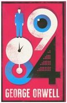 George Orwell, ORWELL GEORGE - 1984