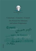 Carsten Lange, Bri Reipsch, Brit Reipsch, Ralph-Jürgen Reipsch - Concertare - Concerto - Concert