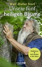 Wolf-Dieter Storl, Wolf-Dieter (Dr.) Storl - Unsere fünf heiligen Bäume