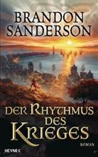 Brandon Sanderson - Der Rhythmus des Krieges