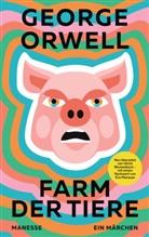 George Orwell - Farm der Tiere; .