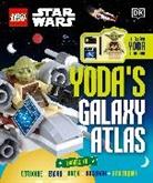 DK, Simon Hugo - LEGO Star Wars Yoda's Galaxy Atlas