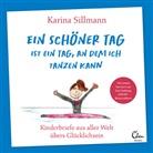 Karina Sillmann - Ein schöner Tag ist ein Tag, an dem ich tanzen kann