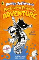 Jeff Kinney - Rowley Jefferson's Awesome Friendly Adventure