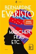 Bernardine Evaristo - Mädchen, Frau etc. - Booker Prize 2019