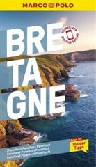 Stefani Bisping, Stefanie Bisping, Errol Friedhelm Karakoc - MARCO POLO Reiseführer Bretagne