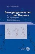 Rita Rieger, Rit Rieger, Rita Rieger - Bewegungsszenarien der Moderne