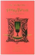 J. K. Rowling - Harry Potter. Volume 4, Harry Potter et la coupe de feu : Gryffondor : courage, bravoure, détermination