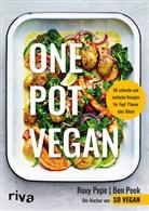 Ben Pook, Rox Pope, Roxy Pope - One Pot vegan