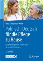 Nina Konopinski-Klein - Polnisch-Deutsch für die Pflege zu Hause