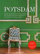 Achim Bednorz, Barbara Borngässer, Achim Bednorz, Rolf Toman - Potsdam,  Cover: Grünes Lackkabinett