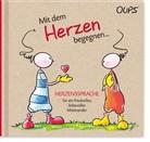 Kur Hörtenhuber, Kurt Hörtenhuber, Astrid Miller, Johannes Böttinger - Oups Buch - Mit dem Herzen begegnen...